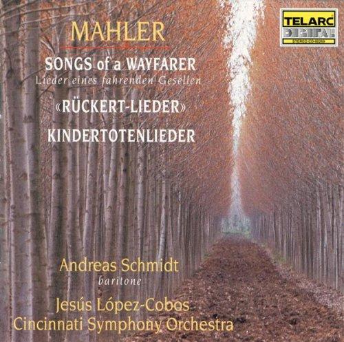 Mahler: Lieder eines fahrenden Gesellen: IV. Die zwei blauen Augen (Wayfarer Blau)