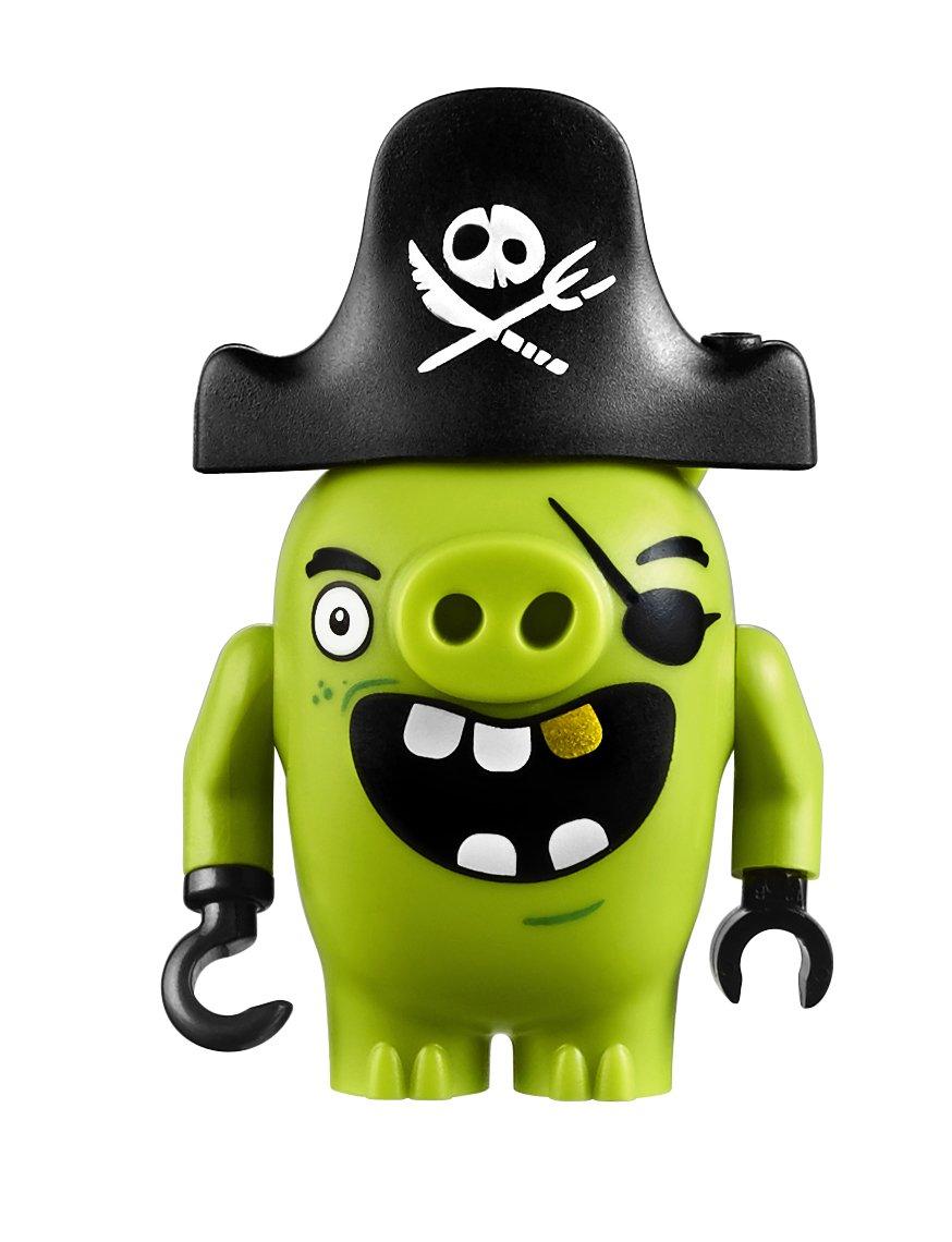 amazon com lego angry birds 75825 piggy pirate ship building kit