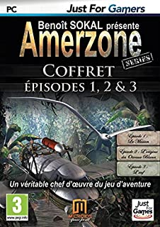 Amerzone: The Explorer s Legacy - Part 1 Details and Versailles 2 - Part 1 for iOS (iPhone/iPad) - GameFAQs