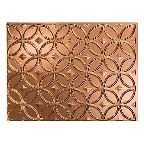 kitchen backsplash copper - 7
