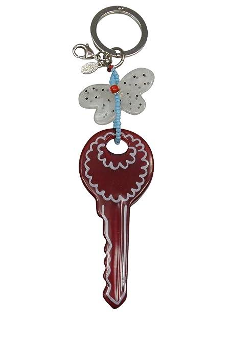 Lalo Treasures Llaveros rojo (key) clave | Diseño: ORNA Lalo ...