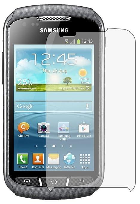 55 opinioni per 3 x Membrane Pellicola Protettiva per Samsung S7710 Galaxy Xcover 2 (GT-S7710 /