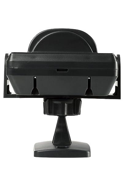 Lorenlli 2 Unidades de ventilaci/ón de Flujo de Aire Lateral del Coche para la Defensa del Agujero de la Rejilla de admisi/ón Rejilla conducto decoraci/ón ABS Etiqueta de pl/ástico
