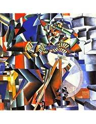 Kazimir Severinovich Malevich The Knife Sharpener 72x72 Kitchen