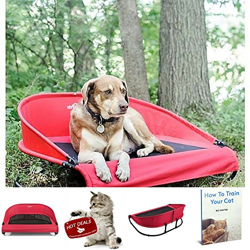 Pet Beds For Dogs,Dog Cot Bed,Luxury Cat Beds,Portable Outdoor Pet