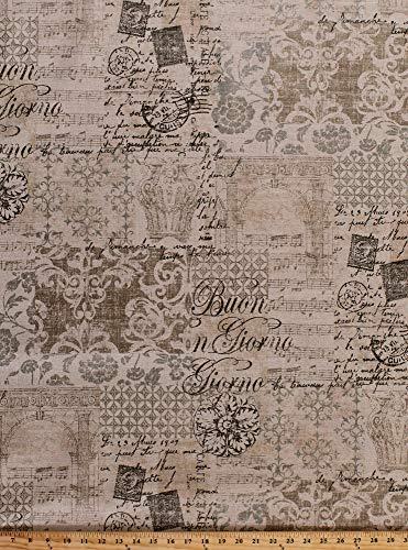 Home Decor Fabric (54