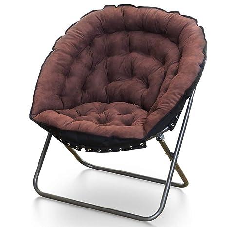 Amazon.com: Moon Chair, sofá de ocio con reposapiés Lazy ...