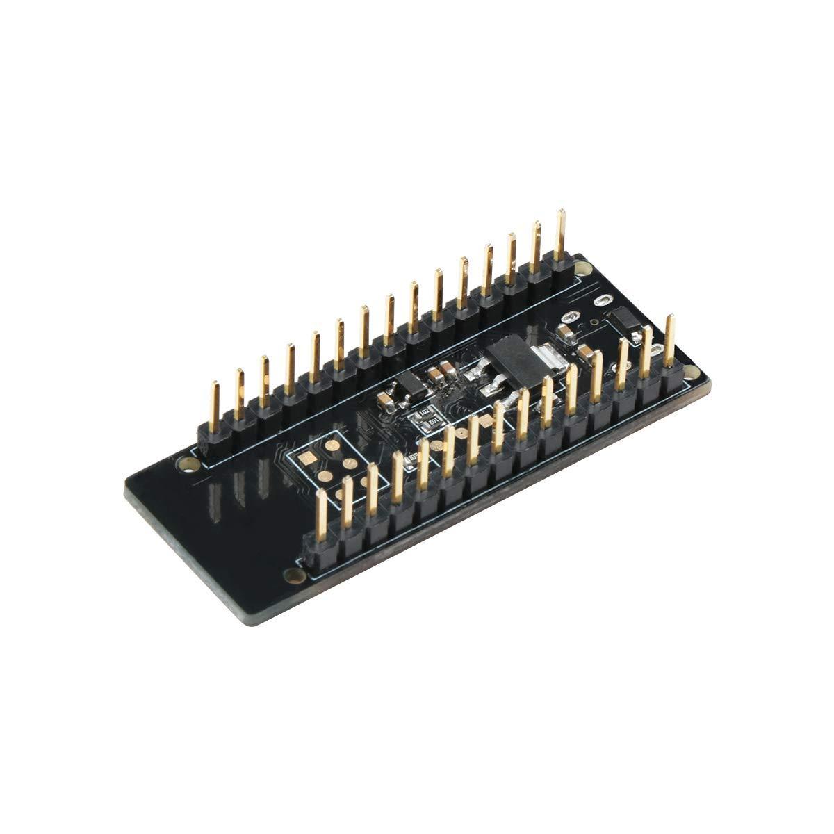 Keywish RF-Nano for Arduino Nano V3.0 Integrate nRF24L01 Wireless Module Mirco USB Board ATmega328P Micro-Controller Board Compatible with Arduino Nano V3.0 2 Pcs