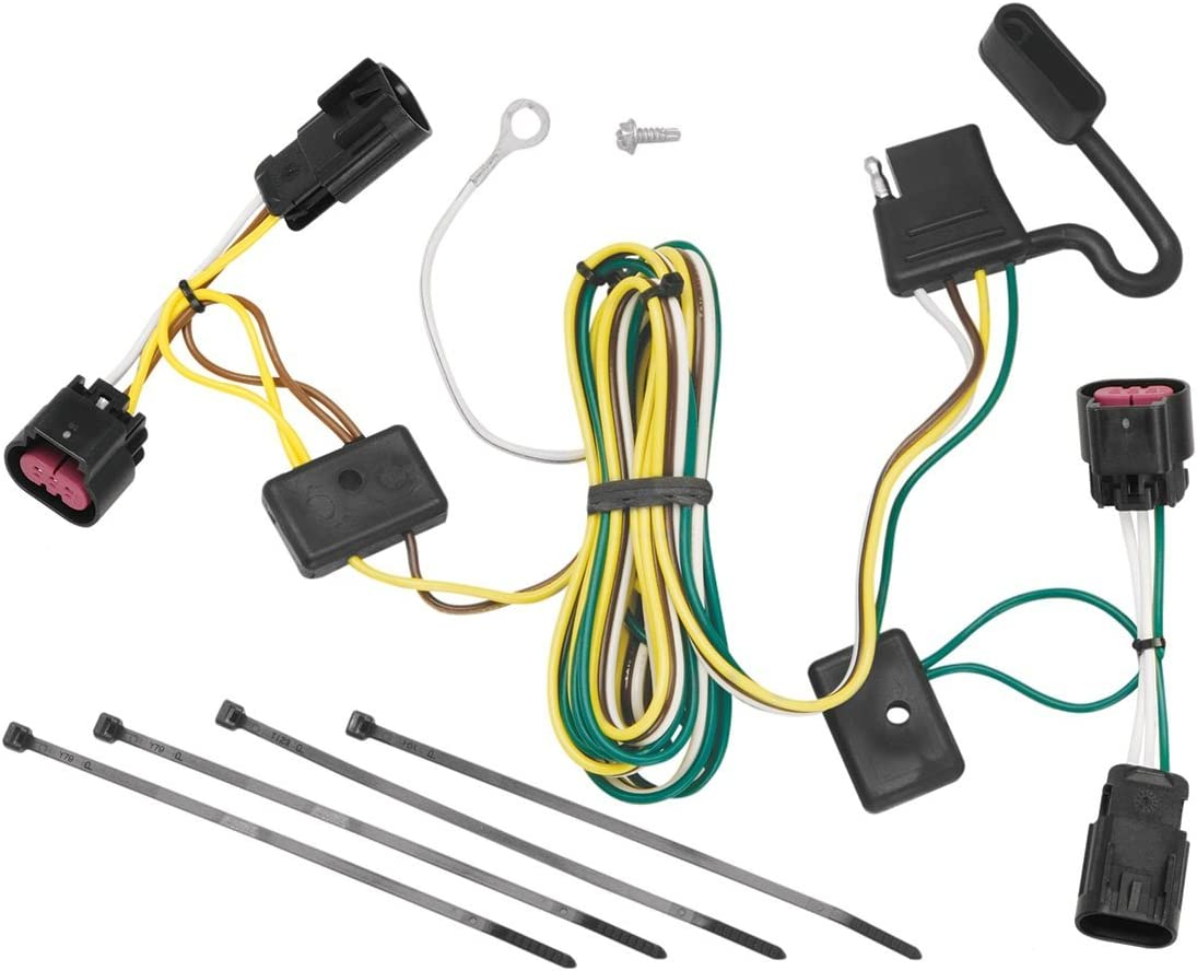[XOTG_4463]  Amazon.com: Tekonsha 118450 T-One Connector Assembly: Automotive   T Connectors Wiring Harness      Amazon.com