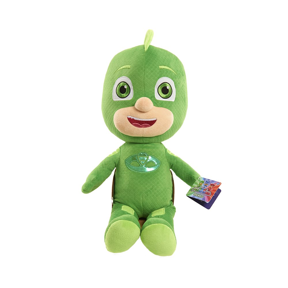 Amazon.com: Disney Junior PJ Masks Gekko Exclusive 20-Inch Plush: Toys & Games