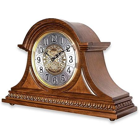 Reloj clásico Reloj de mesa para la sala de estar Decoración ...