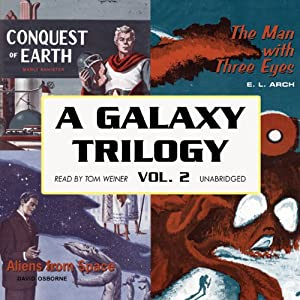 A Galaxy Trilogy, Volume 2 Audiobook