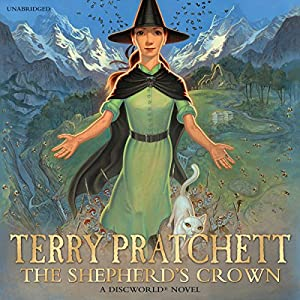 The Shepherd's Crown Audiobook