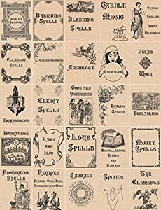 How to set up a book of shadows