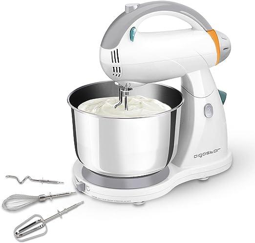 Aigostar Sourdough 30HLZ - Robot de cocina 2 en 1: robot de ...