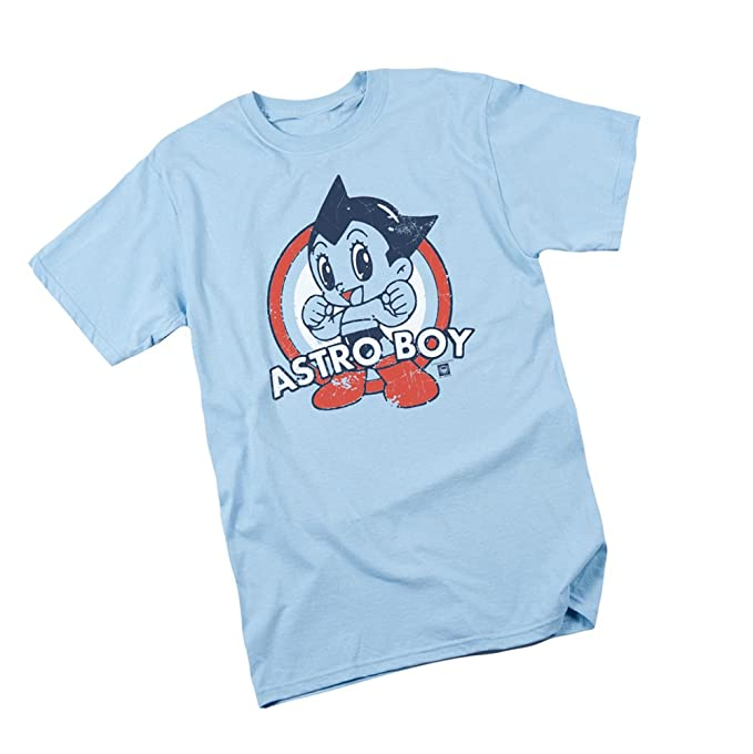 f571cb5fbd6 Amazon.com  Target -- Astro Boy Adult T-Shirt  Clothing