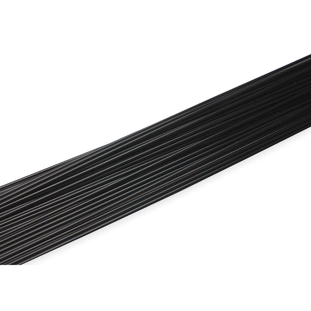 Welding Rod, HDPE, 1/8 In, Black, PK51 product image