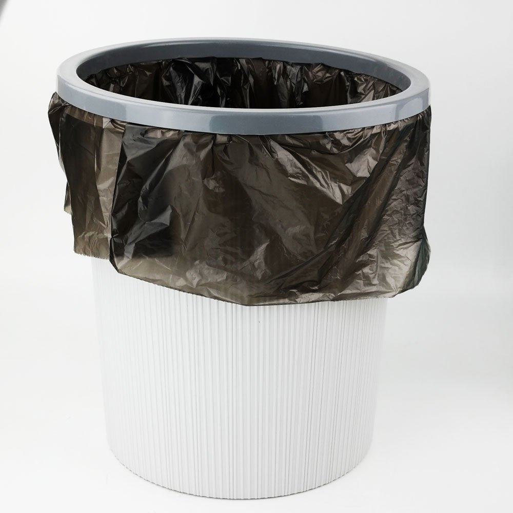 Nicesh 7 Gallon Kitchen Trash Can Liners 130 Counts Black Niceshoes H/&PC-82307