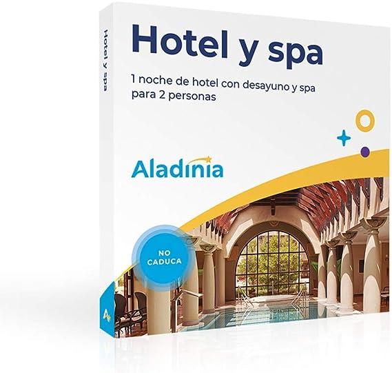 ALADINIA ⭐ Hotel y SPA para Dos. Caja Regalo Experiencias con ...