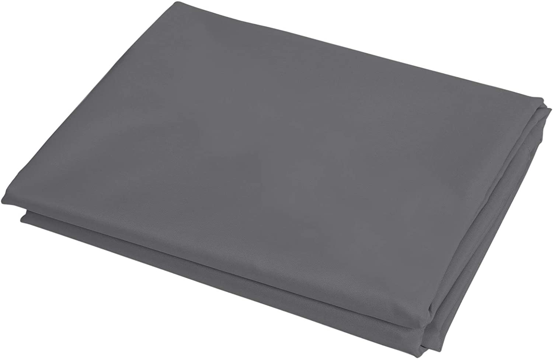 SONGMICS GCO90GY GCO90GY-Protector Visual para Balcones (poliéster, Impermeable, 90 x 600 cm)
