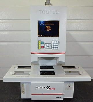 Amazon.com: Tomtec Quadra 3 SPE 300-205 Series Liquid Handler with Accessories: Electronics