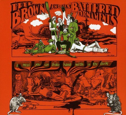 2009 Ornament - A Meal You Can Shake Hands with in the Dark by Pete Brown & His Battered Ornaments (2009-04-14)