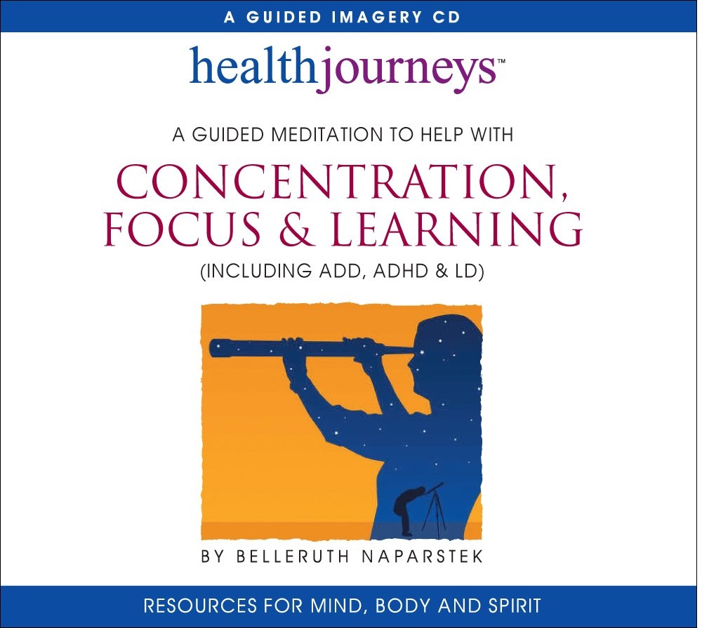 Concentration Focus Learning including ADHD