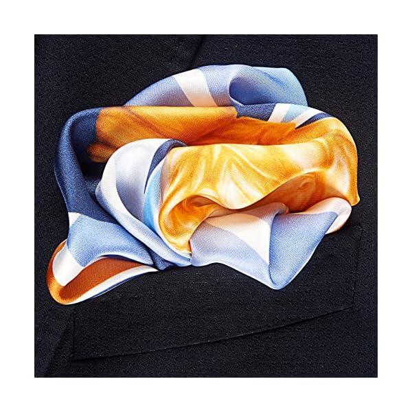 R-Culturi-Made-in-Italy-Original-Artwork-Fine-Silk-Pocket-Square-WhiteBlue