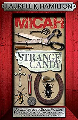 Image result for micah and strange candy book cover