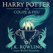 HARRY POTTER ET LA COUPE DE FEU (HARRY POTTER 4)