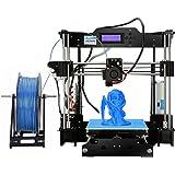 ALUNAR【工場直販】3Dプリンター Reprap Prusa i3 DIY未組立キット 組立ビデオSDカードが付属