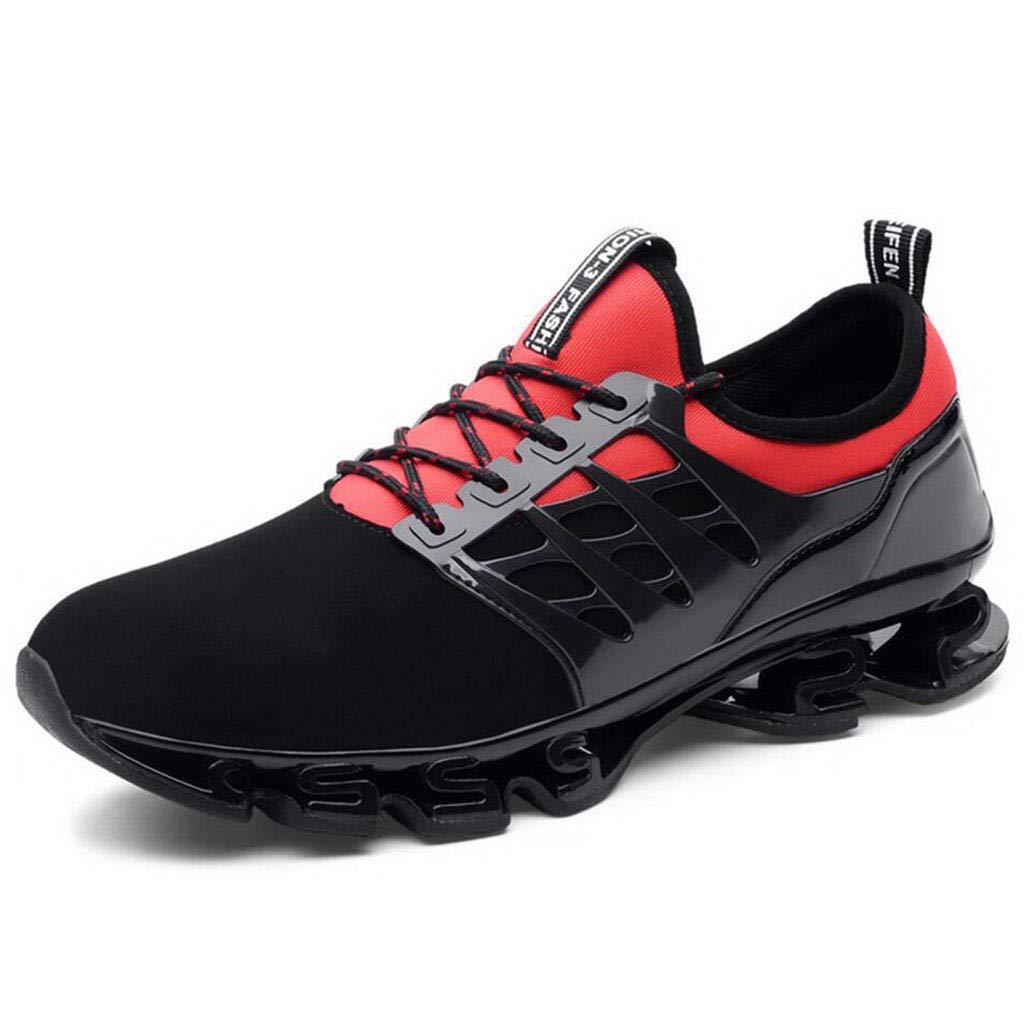 XxoSchuhe Herren Laufschuhe Workout Schuhe Laufschuhe Leichte Bequeme Fitness Breathable Casual Turnschuhe