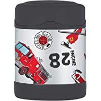 Thermos FUNtainer Insulated Food Jar, 290ml, Fire Truck, F3001HR6AUS