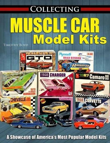 Review Collecting Muscle Car Model