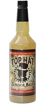 Top Hat Ginger Beer