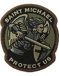 MIL-SPEC Saint Michaels Forest Patch