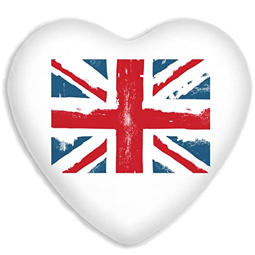 Unión Jack bandera británica patrióticas de seda sintética ...