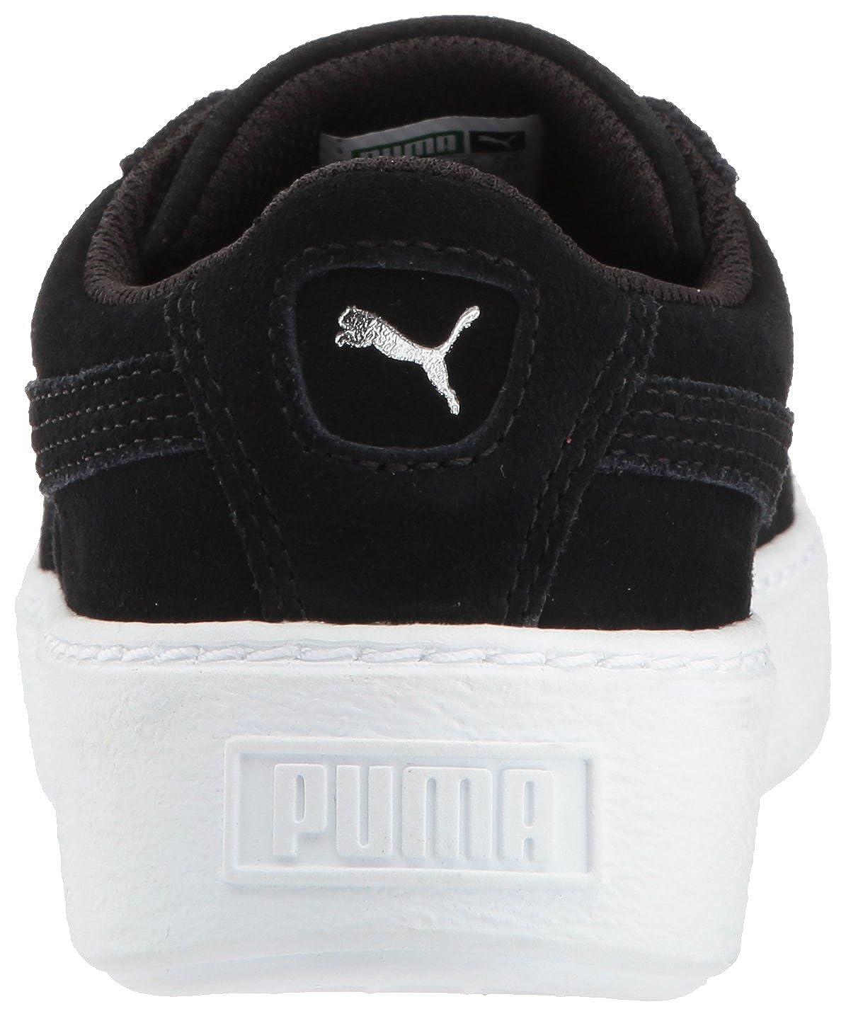 PUMA Suede Platform Glam Kids Sneaker 3649220