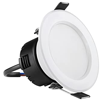 Le 4w 3 inch led recessed lighting 30w halogen bulbs equivalent le 4w 3 inch led recessed lighting 30w halogen bulbs equivalent not dimmable aloadofball Image collections