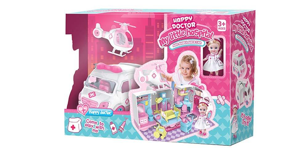 VLL00100 Playset Ambulancia. Happy Doctor