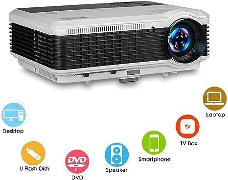 Amazon.com: Pico Mini proyector de bolsillo portátil ...