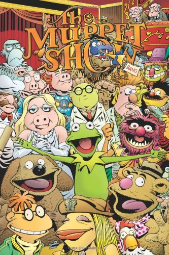 Download The Muppet Show Comic Book: Meet The Muppets (Muppet Graphic Novels (Quality)) ebook