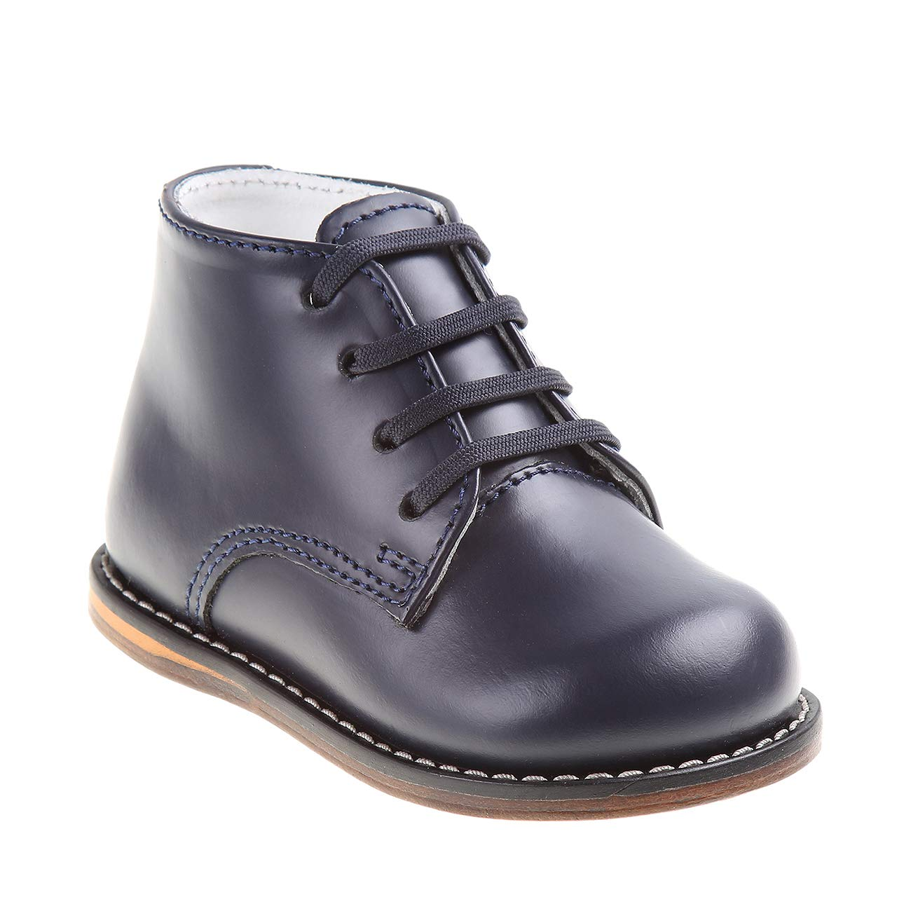 Josmo 2-8 Wide Walking Shoes (Navy, 5.5 Wide) by Josmo (Image #1)