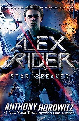 stormbreaker chapter 16 summary