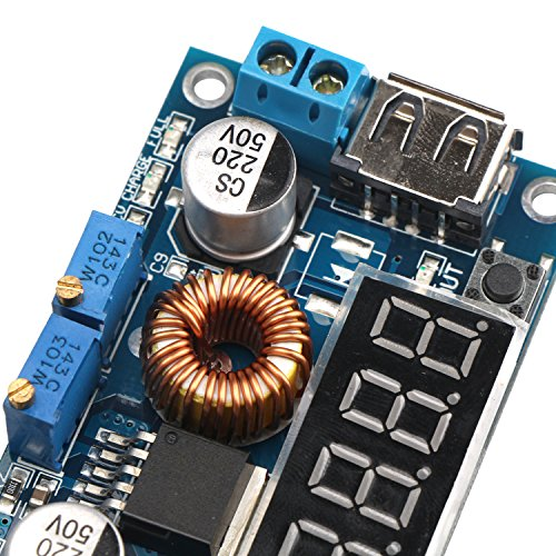 5v buck converter  drok lm2596 dc step down voltage