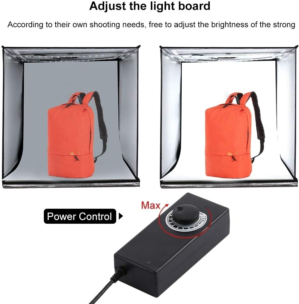 Constant Current LED Power Supply Power Adapter for 60cm Studio Tent AC 100-240V to DC 12V 3A Durable Color : UK Plug