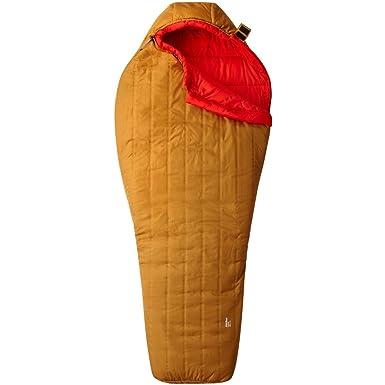 Mountain Hardwear Hotbed Ember - Sacos de Dormir - Naranja/Rojo Modelo Izquierda 2017: Amazon.es: Deportes y aire libre