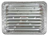 Handi-Foil Disposable Aluminum Foil Broiler Baking Cooking Pan - HFA REF # 333 (200)