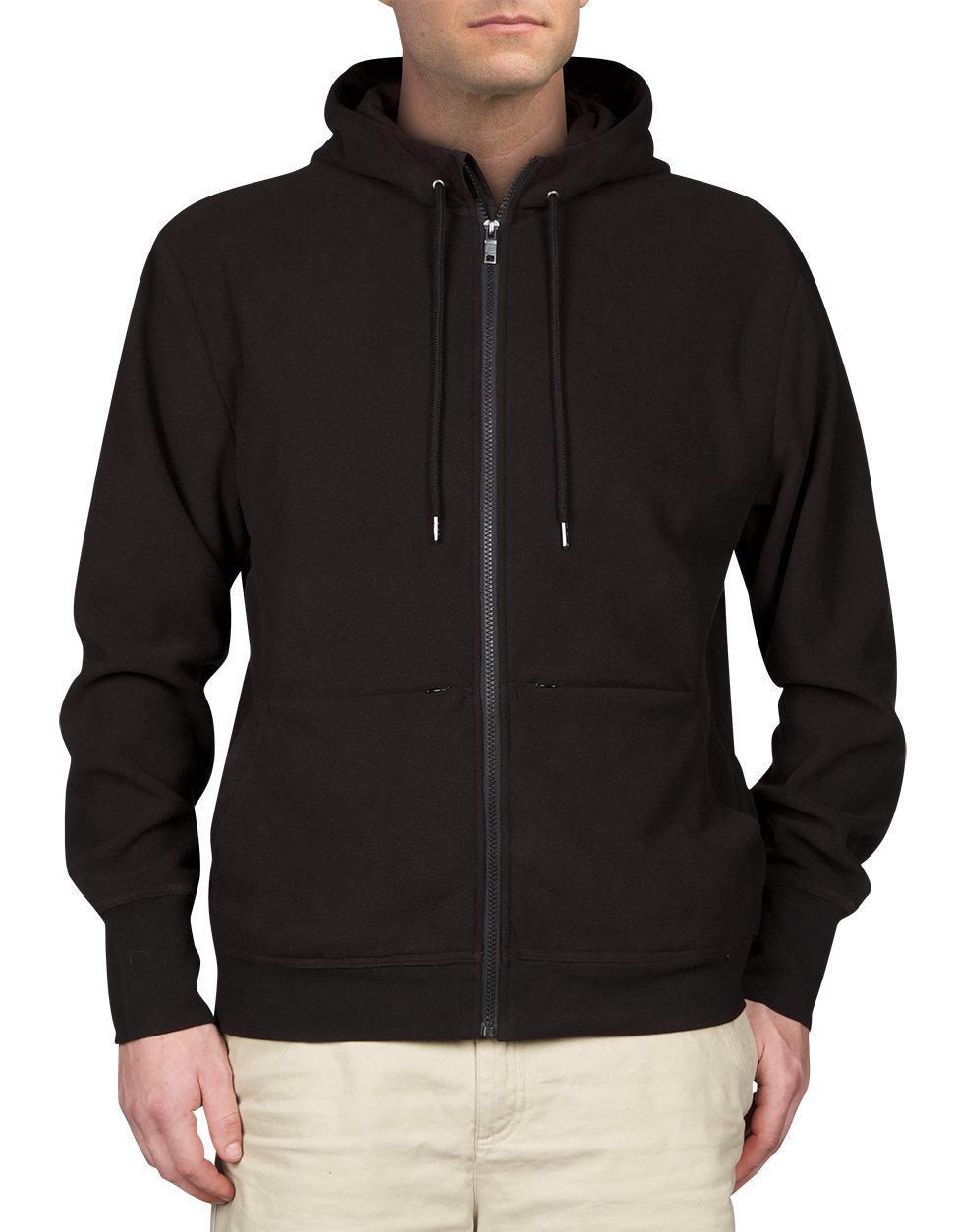 SCOTTeVEST Hoodie Microfleece - 19 Pockets - Small