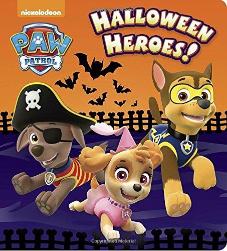 Halloween Ideas For Kids (Halloween Heroes! (Paw Patrol))
